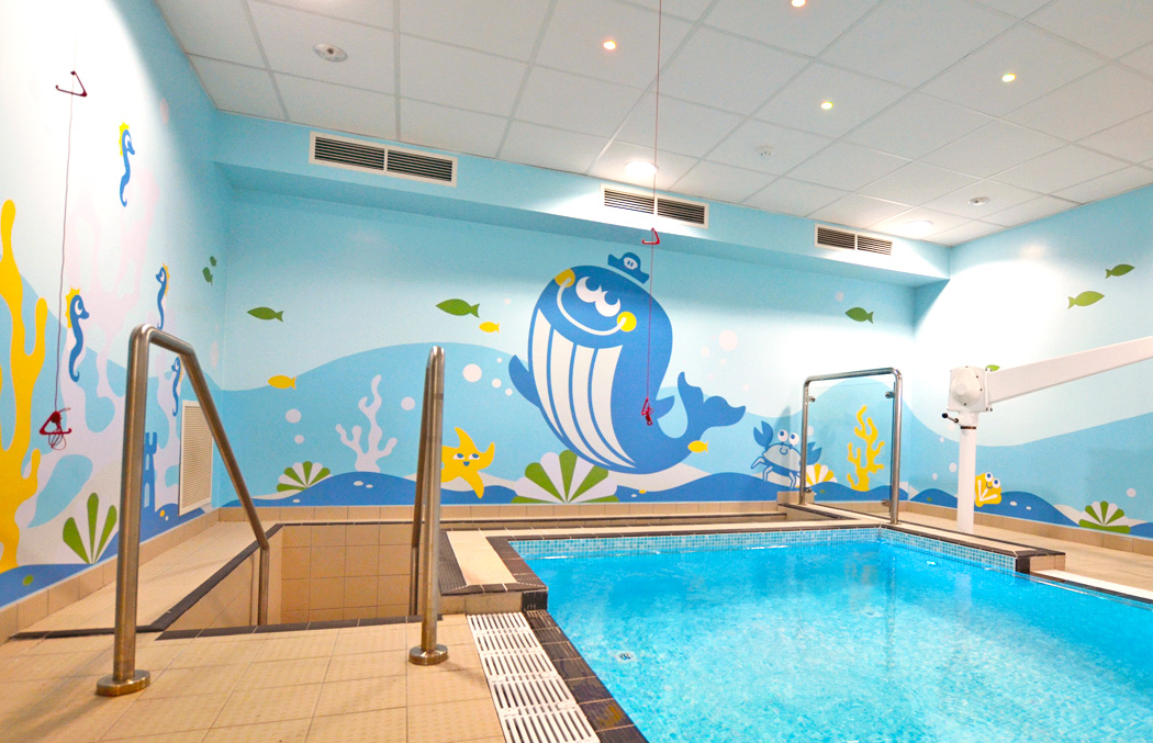 Sheffield Children's Hospital Ryegate Centre Hydrotherapy ...